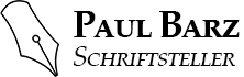 Paul Barz – Schriftsteller